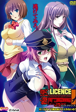 Chikan no Licence Episode 1